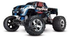 Traxxas Stampede XL-5 TQ (incl battery/charger), Blue, TRX36054-1B