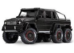 Traxxas TRX-6 Mercedes-Benz G 63 AMG Body 6X6 Electric Trail Truck Black