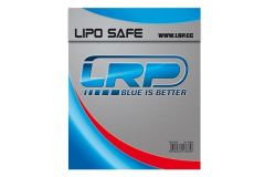 LRP LiPo Safe Charging Bag, 18 x 22 cm, 65846