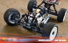 XRAY XT8.2 - 1/8 LUXURY NITRO RACING TRUGGY, X350204