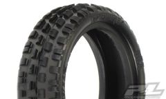 """Wedge Squared 2.2"""" 2WD Z3 Buggy Front Tires (2)"""