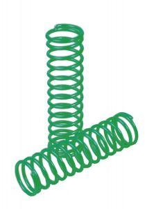 Rear shock spring green (hard), 112370
