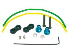 Front anti-roll bar set (3 different swaybars inclu, 112403