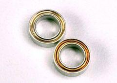 Ball bearings (5x8x2.5mm) (2), TRX2728