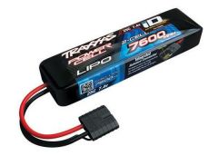 Power Cell LiPo 7600mAh 7.4V 2S 25C , Summit, E-Revo Slas ID, TRX2869X