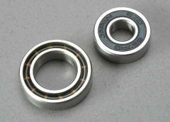 Ball bearings (7x17x5mm) (1)/ 12x21x5mm (1) (TRX 3.3, 2.5R,, TRX5223