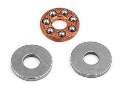 Ball-Bearing Axial F3-8 3X8X3.5, X930038