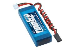 LRP VTEC LiPo 2500 RX-Pack 2/3 Straight - RX-only - 7.4V, 430351
