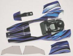 Body Assembly (Blue), YEL17202