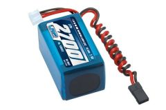 LRP VTEC LiPo 2700 RX-Pack 2/3 Hump - RX-only - 7.4V, 430352