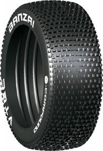 LRP Buggy, Banzai Soft, tire (no insert), 65517S