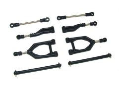 Front+Rear upper suspension arms, YEL12003