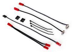 LED tail light kit (fits #8311 body), TRX8385