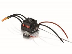 Hobbywing QuicRun 10BL60, 60A, 1/10 & 1/12 ESC Sensored, HW30108000