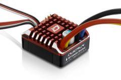 Hobbywing QuicRun WP, 80A, Crawler Brushed ESC, 1/8 & 1/10, HW30112750