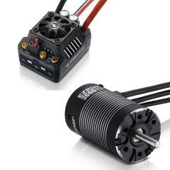 Hobbywing EzRun Combo MAX10 SCT 3660SL, 4600kv, 1/10 Waterpr, HW38010202