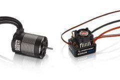 Hobbywing EzRun Combo MAX10 3652SL, 4000kv, 1/10 Waterproof, HW38010204