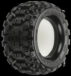 "Badlands MX28 2.8"" Truck Tires (2) for F/R"