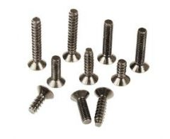 Titanium Countersunk Screw M3x8mm, 65390