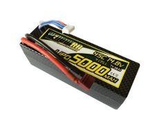 YellowRC LiPo 5000mAh 14,8V 4S45C Hardcase Deans plug, YEL2654