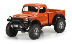 "1946 Dodge Power Wagon Clr Bdy 12.3"" Crawlers"