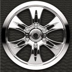 Velocity 6 off-set Weld Wheel, PR2662-01