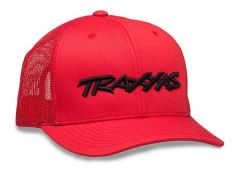Traxxas Logo Hat Curve Bill Re