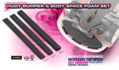 HUDY BUMPER & BODY SPACE SPONGE SET