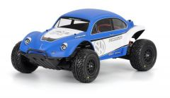 Volkswagen Full Fender Baja Bug Clear Body for SC