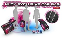 HUDY CAR BAG - 1/10 OFF-ROAD, H199183