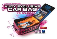 HUDY CAR BAG - 1/8 ON-ROAD, H199185
