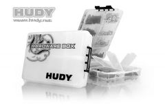 Hudy Plastic Box, double sided, H298010