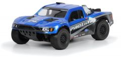 Flo-Tek Ford F-150 Raptor SVT Clear Body for SC