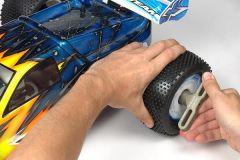 Hudy 17mm Off-Road Wheel Nut Tool, H107570