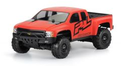 Chevy Silverado HD Clear Body for SC