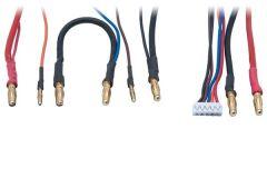 LRP universal charging lead - 2 x 2S LiPo hardcase incl. bal, 65822