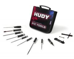 Set Of Tools + Carrying Bag - For Nitro Touring Cars, H190002