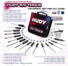 Set Of Tools + Carrying Bag - For All Cars, H190004