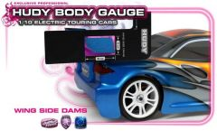 Hudy Body Gauge 1/10 Electric Touring Cars, H107771