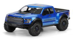 2017 Ford F-150 Raptor True Scale Clear Body for SC