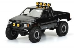 85 Toyota HiLux Clear Body (Cab/Bed) SCX10 Honcho 12.3""