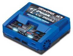 Charger, EZ-Peak Live, Duo charger 200W nimh/LiPo with iD Auto Bat EU