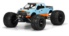 2017 Ford F-150 Raptor Clear Body for 1:8 MT