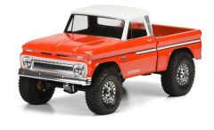 1966 Chevrolet C-10 (Cab/Bed) SCX10 Trail Honcho