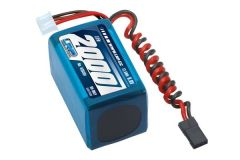 LRP VTEC LiFePo 2000 RX-Pack 2/3A Hump - RX-only - 6.6V, 430301
