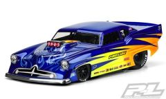 Super J Pro-Mod Clr Body for Slash 2wd Drag Car