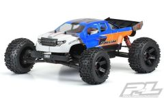 Brute Clear Body for ARRMA Outcast & Notorious