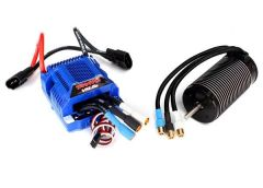 Velineon VXL-6s Brushless Power System, waterproof (includes VXL-6s ESC and 2200, TRX3480
