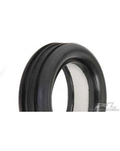 """4-Rib 2.2"""" 2WD M3 Buggy Front Tires (2)"""