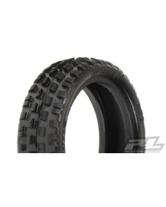 "Wedge Squared 2.2"" 2WD Z3 Buggy Front Tires (2)"